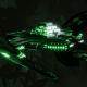 Necron Light Cruiser - Cartouche (Charnovokh Sub-Faction)