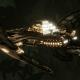 Necron Light Cruiser - Cartouche (Mephrit Sub-Faction)