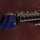 Imperial Navy Light Cruiser - Dauntless MK.II (Bastion Sub-Faction)