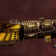 Imperial Navy Battleship - Retribution (Armageddon Sub-Faction)