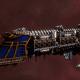 Imperial Navy Battleship - Retribution (Bastion Sub-Faction)