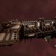 Imperial Navy Battleship - Retribution (Gothic Sub-Faction)
