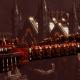 Adeptus Astartes Battleship - Battle Barge MK.II (Blood Angels Sub-Faction)