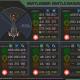 Battle Barge MK I - Weapon Damage Profile (Primary Side)