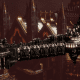 Adeptus Astartes Battleship - Battle Barge MK.II (Iron Hands Sub-Faction)