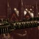 Adeptus Astartes Battleship - Battle Barge MK.I (Dark Angels Sub-Faction)