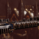 Adeptus Astartes Battleship - Battle Barge MK.I (Ultramarines Sub-Faction)