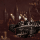 Adeptus Astartes Destroyer - Hunter (Iron Hands Faction)
