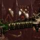 Adeptus Astartes Battleship - Battle Barge MK.I (Salamanders Sub-Faction)