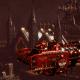 Adeptus Astartes Destroyer - Hunter (Blood Angels Faction)