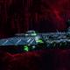 Chaos Cruiser - Slaughter (Alpha Legion Sub-Faction)