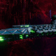 Chaos Cruiser - Murder (Alpha Legion Sub-Faction)