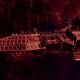 Chaos Grand Cruiser - Retaliator (Red Corsairs Sub-Faction)