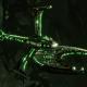 Necron Battle Cruiser - Scythe Reaper (Sautekh Sub-Faction)