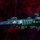 Chaos Light Cruiser - Hellbringer Mk2 (Alpha Legion Sub-Faction)