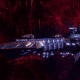 Chaos Light Cruiser - Hellbringer Mk2 (Night Lords Sub-Faction)