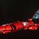 Asuryani Cruiser - Ghost Dragonship [saim-Hann - Eldar Sub-Faction]