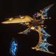 Aeldari Corsair Destroyer - Nightshade [Eldritch Raiders - Eldar Sub-Faction]