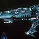 Aeldari Corsair Frigate - Aconit [Sky Raiders - Eldar Sub-Faction]