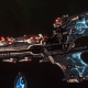 Aeldari Corsair Battleship - Voidstalker [Steeleye Reavers - Sub-Faction]