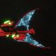 Craftworld Asuryani Destroyer - Shard Shadowhunter [Ynnari - Eldar Sub-Faction]