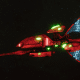 Craftworld Asuryani Destroyer - Shadowhunter [Ynnari - Eldar Sub-Faction]