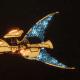 Craftworld Asuryani Destroyer - Shard Shadowhunter [Iyanden - Eldar Sub-Faction]