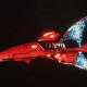 Craftworld Asuryani Destroyer - Shard Shadowhunter [Saim-Hann - Eldar Sub-Faction]