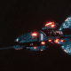 Craftworld Asuryani Destroyer - Shadowhunter [Alaitoc - Eldar Sub-Faction]