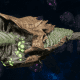 "Tyranid Destroyer - ""Bio Plasma Drone"" - [Gorgon Sub-Faction]"