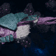 """Tyranid Frigate - """"Strangler Kraken"""" - [Tiamet Sub-Faction]"""