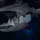 "Tyranid Frigate - ""Clutch Kraken"" - [Ouroboris Sub-Faction]"