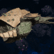"Tyranid Frigate - ""Bio Projectile Kraken"" - [Gorgon Sub-Faction]"