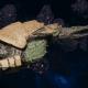 """Tyranid Frigate - """"Strangler Kraken"""" - [Gorgon Sub-Faction]"""
