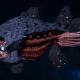 "Tyranid Cruiser - ""Bio Acid Razorfiend"" - [Behemoth Sub-Faction]"