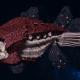 "Tyranid Cruiser - ""Bio Acid Razorfiend"" - [Kraken Sub-Faction]"