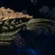 "Tyranid Cruiser - ""Bio Corrosive Razorfiend"" - [Gorgon Sub-Faction]"
