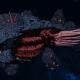 "Tyranid Cruiser - ""Corrosive Infestation Razorfiend"" - [Behemoth Sub-Faction]"