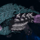 "Tyranid Cruiser - ""Razorfiend"" - [Tiamet Sub-Faction]"