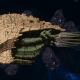 "Tyranid Cruiser - ""Corrosive Infestation Razorfiend"" - [Gorgon Sub-Faction]"