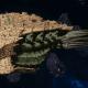 "Tyranid Cruiser - ""Corrosive Projectile Razorfiend"" - [Gorgon Sub-Faction]"