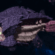 "Tyranid Cruiser - ""Bio Infestation Razorfiend"" - [Leviathan Sub-Faction]"