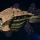 "Tyranid Cruiser - ""Bio Acid Razorfiend"" - [Gorgon Sub-Faction]"