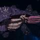 "Tyranid Cruiser - ""Corrosive Infestation Razorfiend"" - [Leviathan Sub-Faction]"