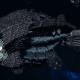 "Tyranid Cruiser - ""Bio Infestation Razorfiend"" - [Ouroboris Sub-Faction]"