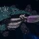"Tyranid Cruiser - ""Corrosive Infestation Razorfiend"" - [Tiamet Sub-Faction]"