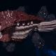 "Tyranid Cruiser - ""Bio Projectile Razorfiend"" - [Kraken Sub-Faction]"