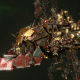 "Ork Light Cruiser - ""Basha Ordzdaka"" - [Ork Pirates Sub-Faction]"