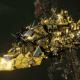 """Ork Light Cruiser - """"Basha Ordzdaka"""" - [Bad Moons Sub-Faction]"""