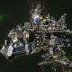 "Ork Cruiser - ""Terror"" - [Death Skullz Sub-Faction]"